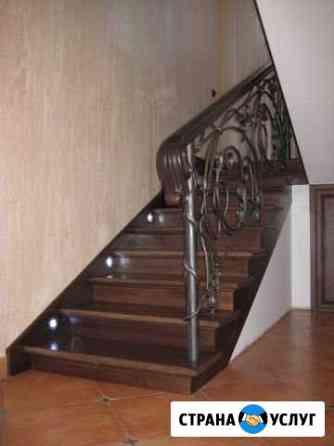 Производство лестниц Майкоп