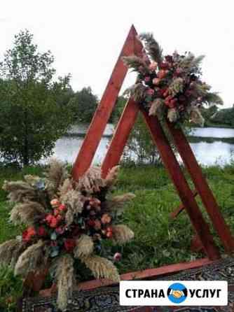 Современное свадебное оформление, декор Обнинск