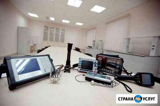 Ультразвуковой контроль сварных швов Барнаул