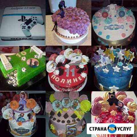 Торт на заказ Томск