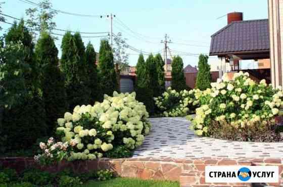 Ландшафтный дизайн Казань