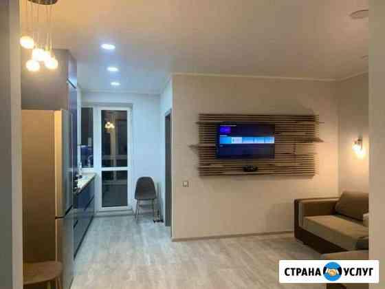 Ремонт квартиры под ключ Калининград