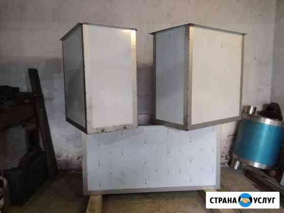 Сварка аргоном, изготовление изделий из нержавейки Вологда
