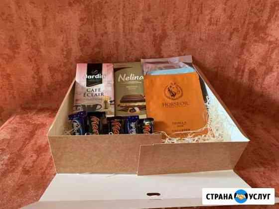 Подарок в коробке Москва