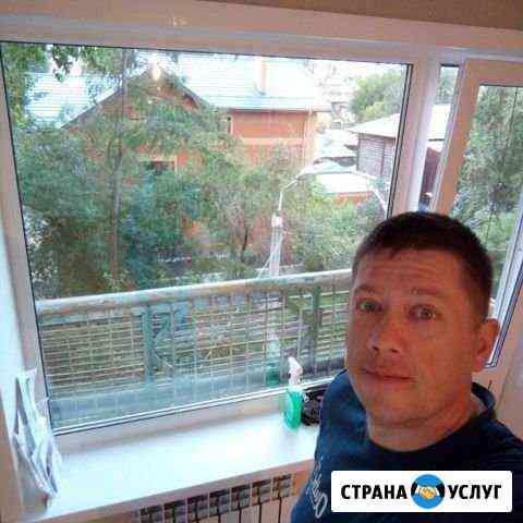 Установка и ремонт пластиковых окон Иркутск