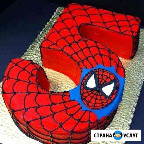 Домашние торты на любые мероприятия Ростов-на-Дону