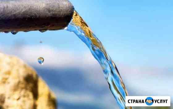 Бурение скважин на воду Владимир