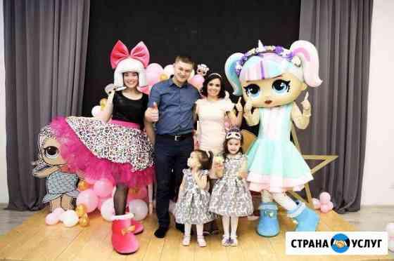 Аниматоры и шоу ростовых кукол Уфа