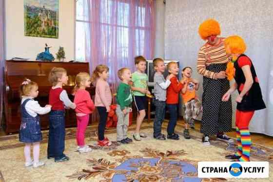 Частный детский сад Санкт-Петербург