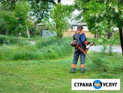 Покос травы Воткинск