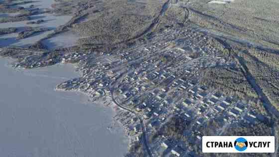 Аэрофотосъемка, геодезическиеи кадастровые работы Москва