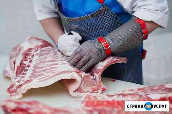 Обвальщики мяса,Жиловщики мяса Рязань