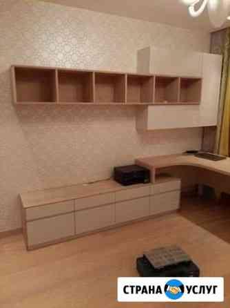 Корпусная мебель на заказ Нижний Новгород