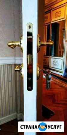 Установка межкомнатных дверей Махачкала