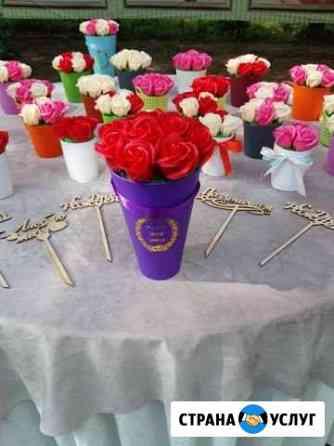 Букеты из мыльных роз Оренбург