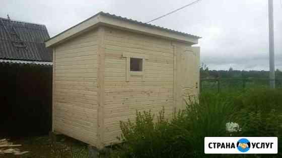 Строительство бытовка хозблок 2*2м Рыбинск