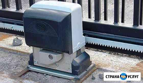 Автоматические приводы ремонт обслуживание came Калининград