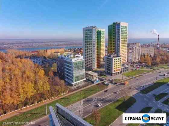 Аэросъёмка 1080P/4k, видео-трансляция 720P Нижний Новгород