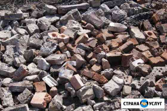 Демонтаж строений.Вывоз строительного мусора Майкоп