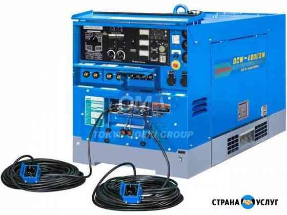 Сварочное оборудование Denyo DCW-480ESW evolll Ухта