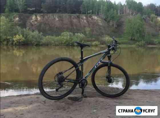 Ремонт велосипедов Новосибирск