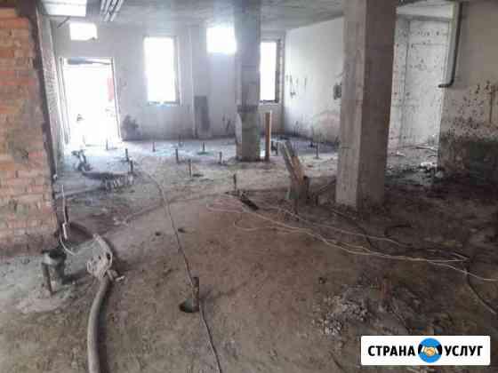 Усиление фундамента закреплени грунтов цемениация Астрахань