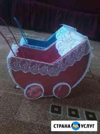 Прокат свадебного аксессуара  коляски  для маль Мамадыш