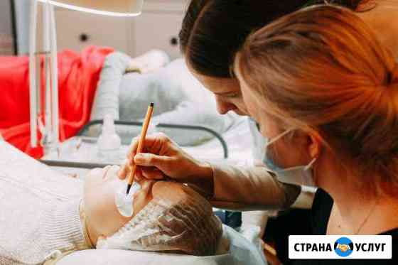 Базовый курс по классическому наращиванию ресниц Ярославль