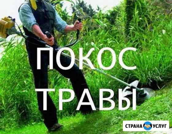 Покос Травы Уборка Территории Ижевск