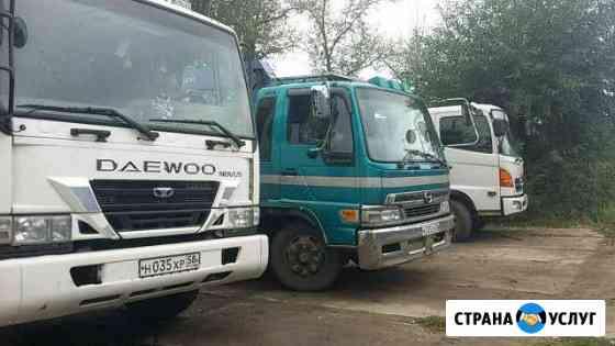 Услуги манипулятор, эвакуатора, автовышки, бурилки Кузнецк