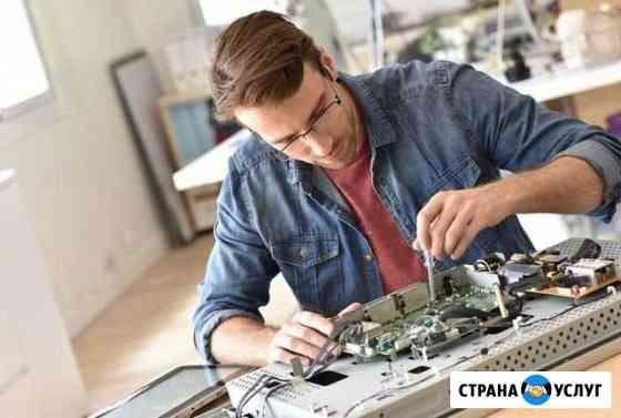 Профессиональный ремонт телевизоров Казань