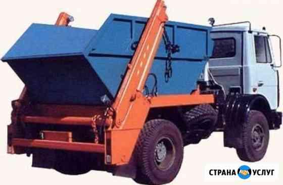 Вывоз строительного мусора Липецк