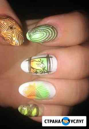 Наращивание ногтей Астрахань