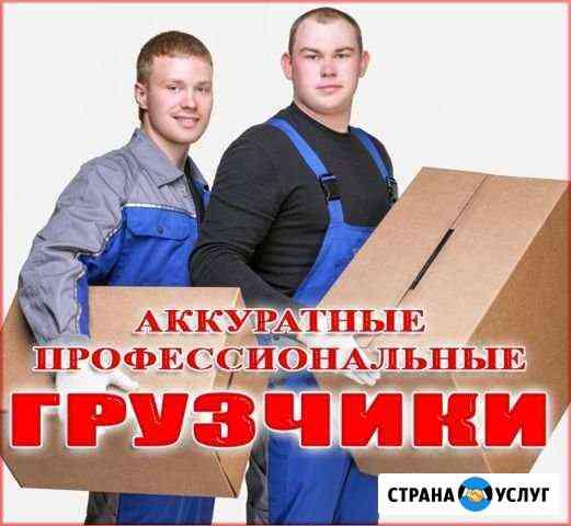 Переезды, грузчики Омск