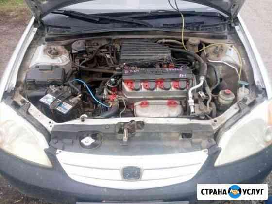 Контрактные двигатели,кпп на авто марки honda идр Фатеж