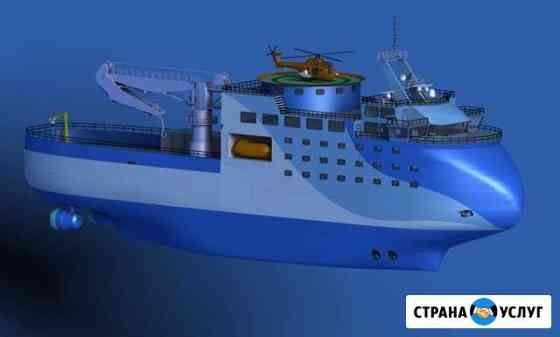 3D моделирование,расчеты,выпуск чертежей Северодвинск