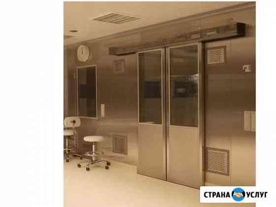 Автоматические двери. Монтаж, ремонт, обслуживание Екатеринбург