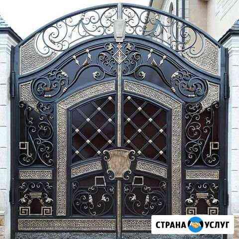 Ворота двери навесы и т.д Грозный