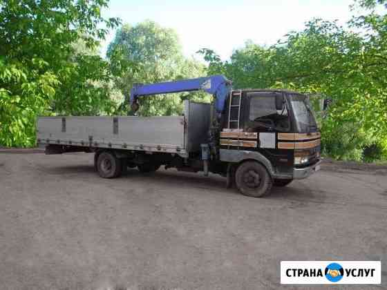 Аренда Услуги Манипулятора. Собственник Петропавловск-Камчатский
