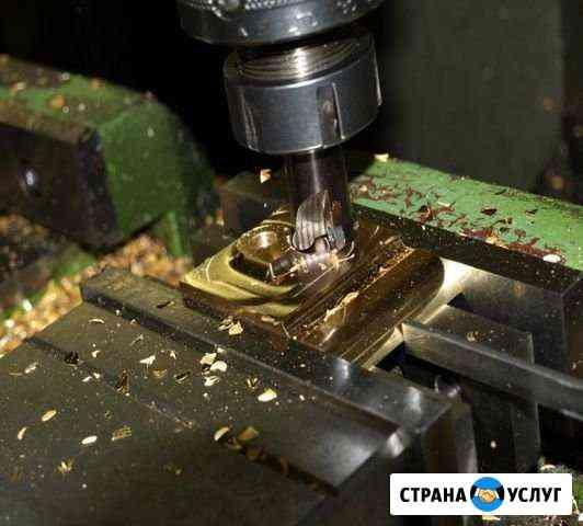 Токарные, фрезерные, сварочные работы Барнаул