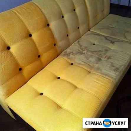Химчистка мебели, диваны, кресла, матрасы и ковры Меленки