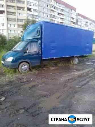 Грузоперевозки Вологда
