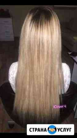 Наращивание волос Омск