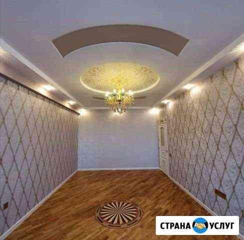 Ремонт квартир Ханты-Мансийск