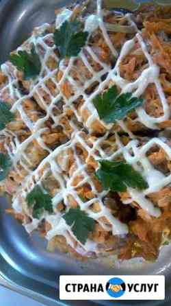 Печёночный торт на заказ Воронеж