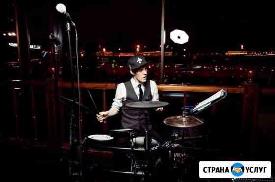 Сессионный барабанщик Санкт-Петербург