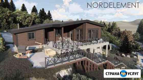 Строительство домов по норвежским стандартам Мурманск