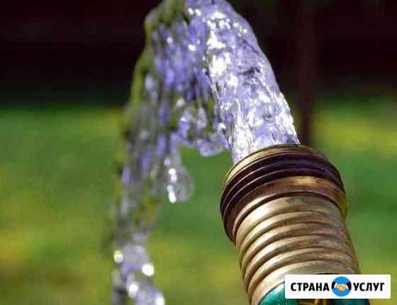 Бурение скважин на воду Бахчисарай