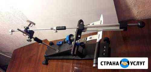 Профессиональная заточка ножей,мед. инструмента Москва