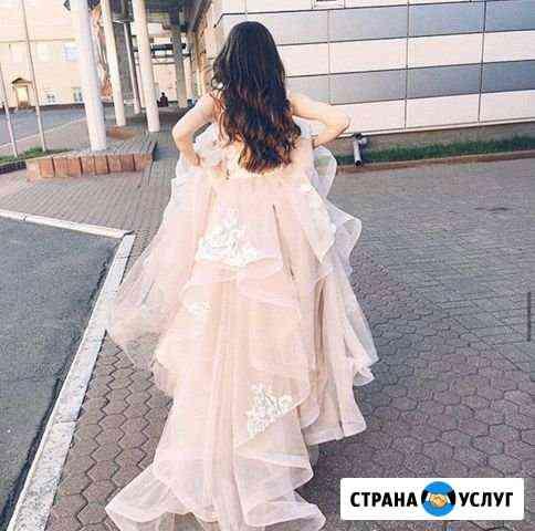 Свадебные причёски Сыктывкар